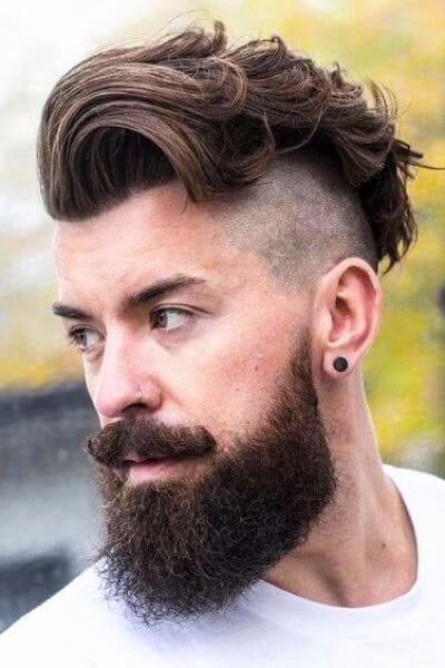 50 Bold Undercut Hairstyle Ideas To Try Out