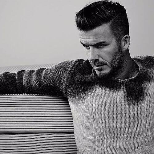50 David Beckham Hair Ideas