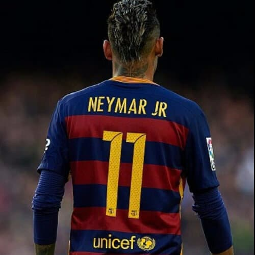 45 Amazing Neymar Haircut Ideas Men