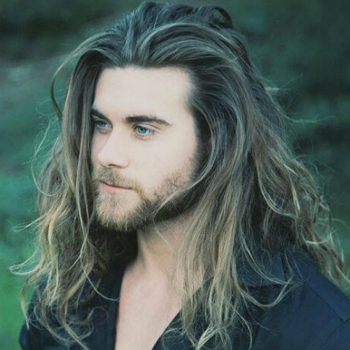 45 Rebellious Long Hairstyles for Men   MenHairstylist com Long Hairstyles for Men