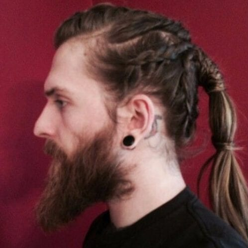50 Cool And Rugged Viking Hairstyles