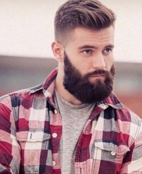 45 Trendy Undercut With Beard Styles