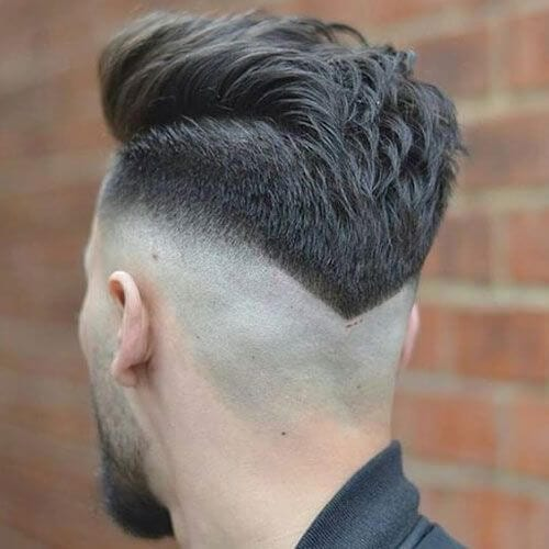 45 Stylish Bald Fade With Beard Ideas