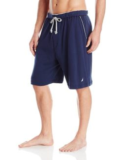 Nautica Men's Soft Knit Sleep Lounge Short