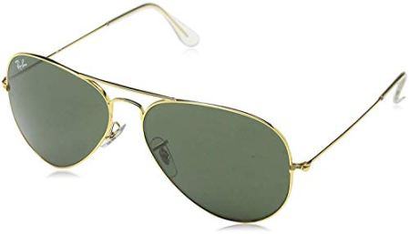 Ray Ban Aviator Large Metal Sunglasses