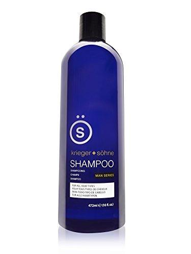 Krieger + Söhne Shampoo for Mens Hair