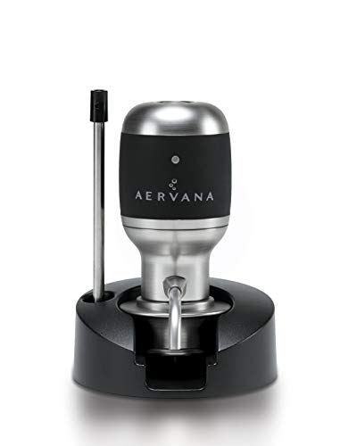 Aervana Electric Wine Aerator and Pourer/Dispenser