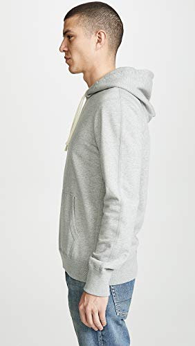 Reigning Champ Men's Mid Weight Terry Pullover Hoodie