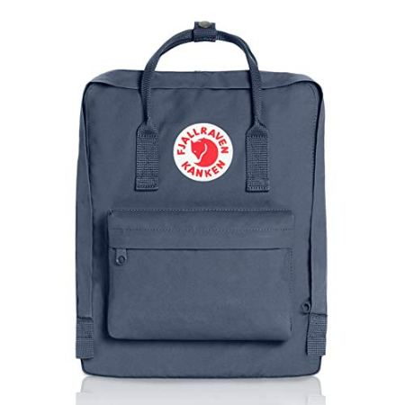 Fjallraven, Kanken Classic Backpack for Everyday, Graphite