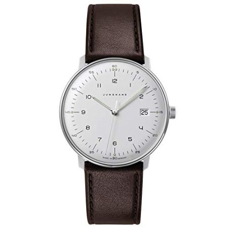 Junghans Men's Max Bill Stainless Steel Watch