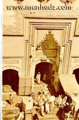 Stara slika kapije Safa