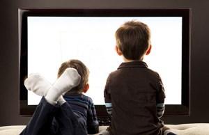 Djeca gledaju TV