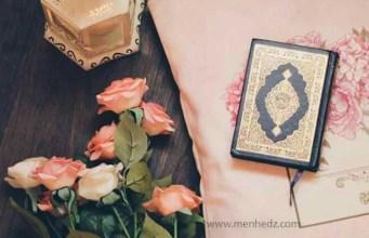 muslimanke, cvijeće, Kuran