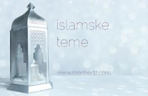 islamske teme