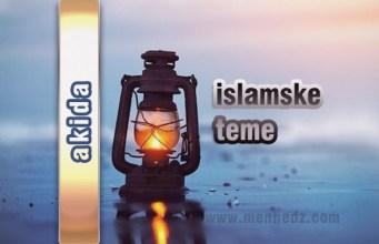 akida, islamsko vjerovanje