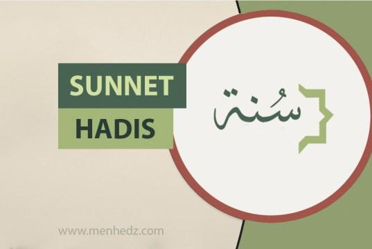 sunnet i hadis