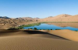 pustinja oaza