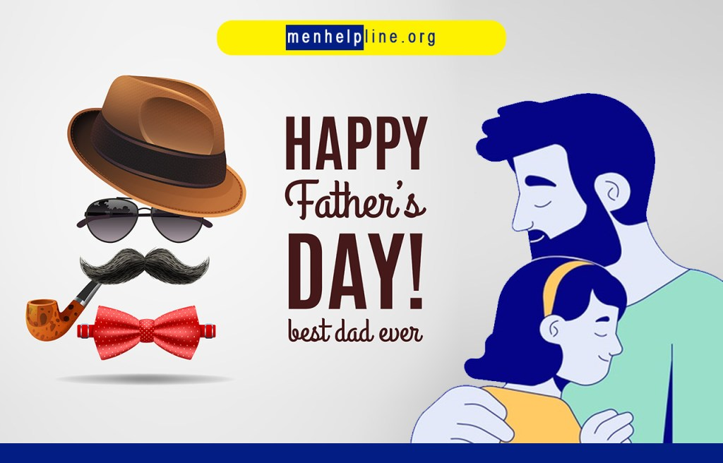 Best Dad Ever - Fathers Day Quote by Men Helpline