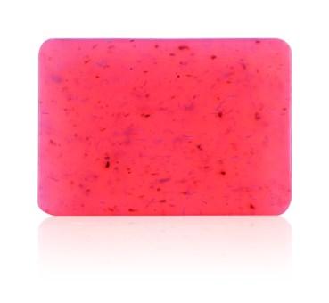 BRITISH ROSE PETAL SOAP 100G