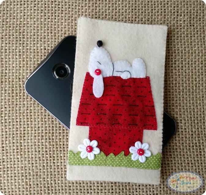 Capinha-para-celular-Snoopy