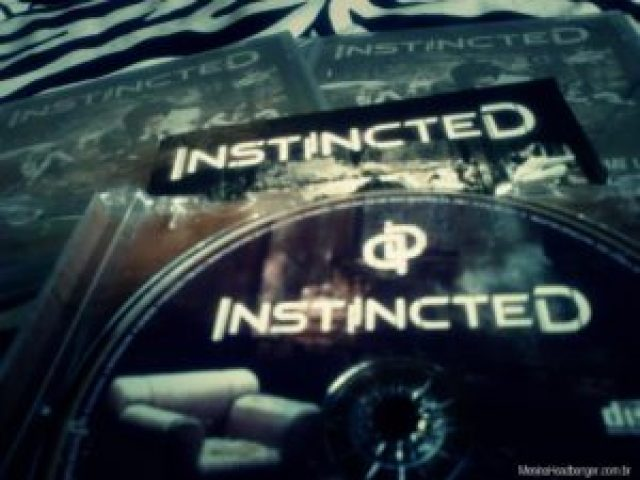 instincted - is all that i am