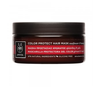 thumb smfpf 350x300 1537175879 0 Apivtia Color Protect Maska Prostasias Xromatos me Iliantho Meli 200ml 2