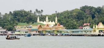 Ramai-Ramai ke Festival Pulau Penyengat Syawal Serantau