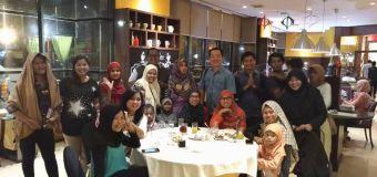 Buka Puasa Ramadan Blogger Kepri Bareng Allium Batam Hotel, Begini loh Serunya!