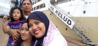 Liburan Asyik di Atas Kapal Kelud Batam-Medan