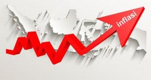 Ilustrasi inflasi Indonsia. Gratfis: portonews
