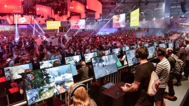 Gamescom 2017 將於8月22日至8月26日於德國科隆正式開催。