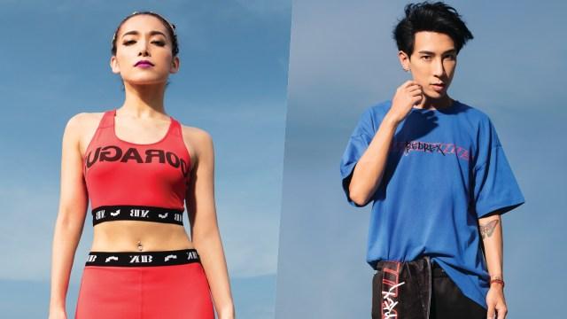 SUGAR005 是星級造型師馬天佑首次創立的服裝品牌,是次與 BeDREX 聯乘的運動系列,機能性滿點。
