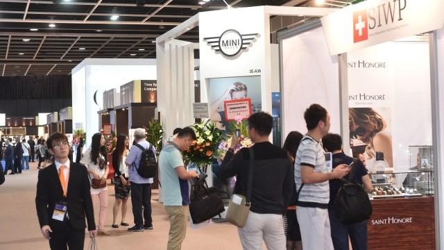 香港鐘表展 及 國際名表薈萃 將於9月5至9日舉行
