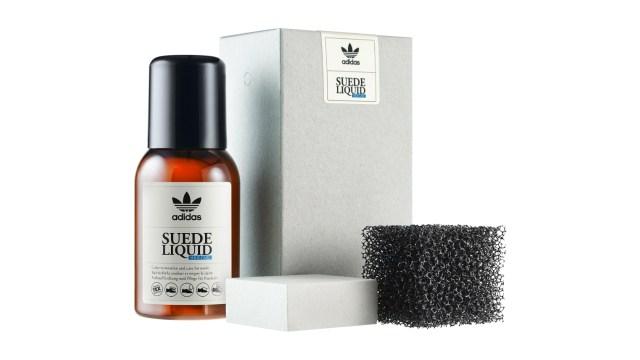 Suede Liquid 麂皮保養液(建議零售價 $169)
