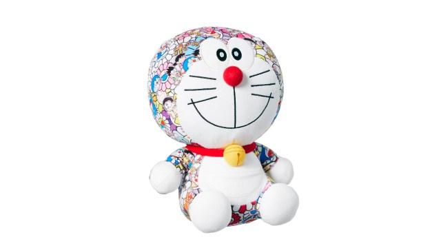 村上隆 X Doraemon X UNIQLO 即將上架。