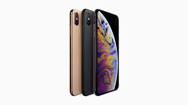 iPhone Xs / Xs Max 也有三色選擇,分別是黑、白及新登場的金色