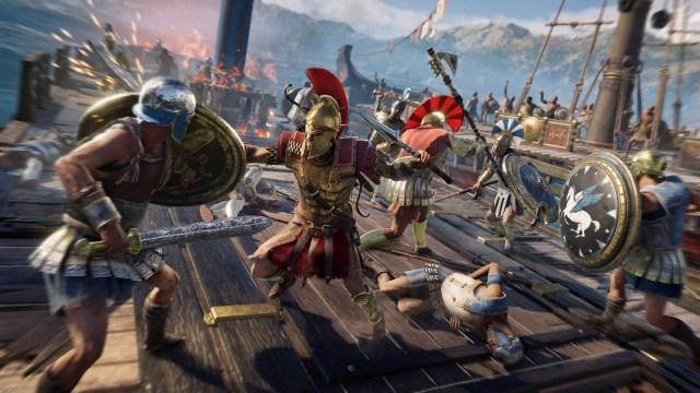 遊戲的戰鬥難度與上集相若,可惜自從加入「傷害數字」後,暗殺再非一擊必殺。