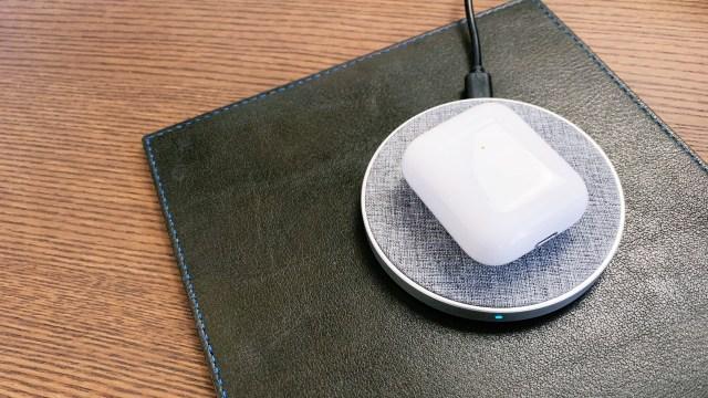 全新 AirPods 配備無線充電盒已經上市|$1,599