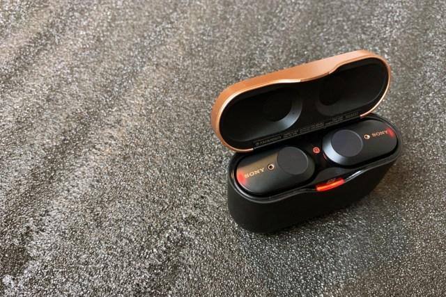 Sony WF-1000XM3 黑、白兩色已經同時上市,定價港幣1,890