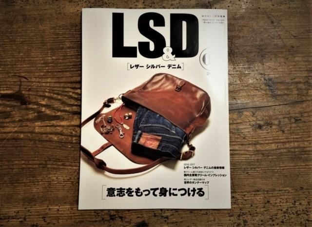 不少古著雜誌都有用Vasco的產品拍照