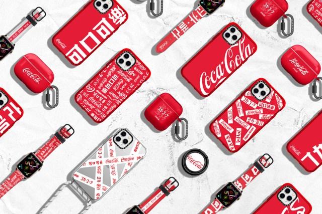 可口可樂 x CASETiFY 將於4月15日起先行於CASETiFY STUDiO PopUp Landmark率先發售,翌日起於網站及其餘實體店正式發售,支援全球超過180個國家的派遞
