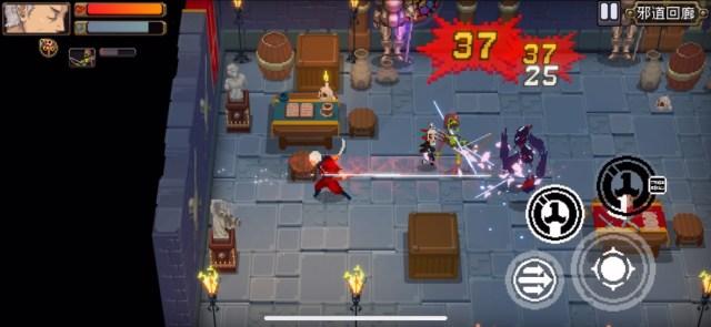 不同角色的玩法稱得上完全不同,例如銀藏就需要靠「以慢打快」提高輸出的武士