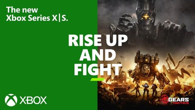 Xbox Series X 、 Xbox Series S 專用遊戲《Gears Tactics》將於11月10日推出