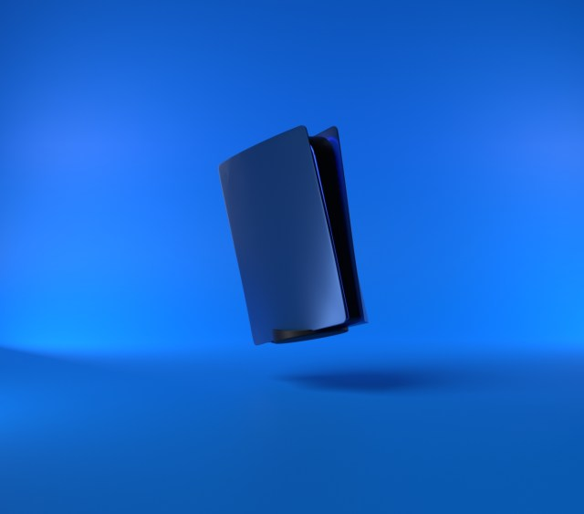 PlayStation 5 Indigo Blue 版本?