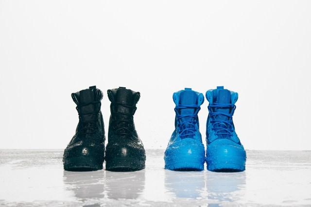 以 Converse 過去經典鞋款涉水靴為靈感,並再賦予它機能的美學。