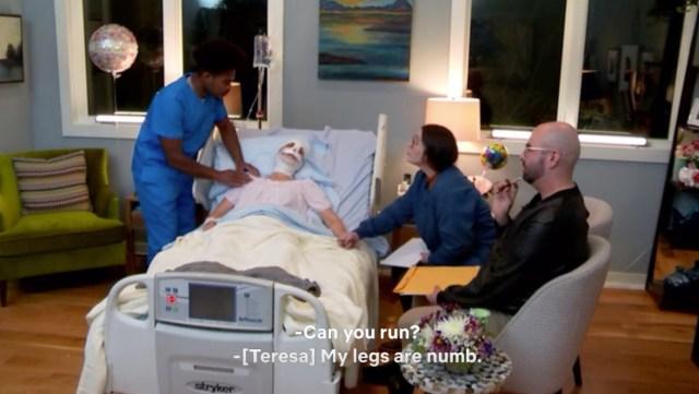 整容醫師為搵返失去嘅愛人,夾硬將女人改頭換面,可憐兩個受害人要跌入恐懼鬥室。呢個殺人醫生主題,兩季都有出現,係唯一連貫嘅劇情