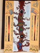 Klimt Inspired Tree of Life Grade 5