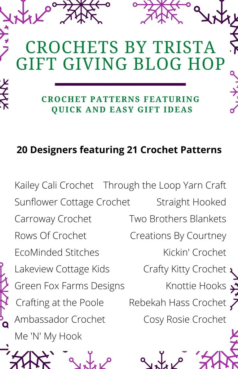 Gift Giving Blog Hop Featured Designers
