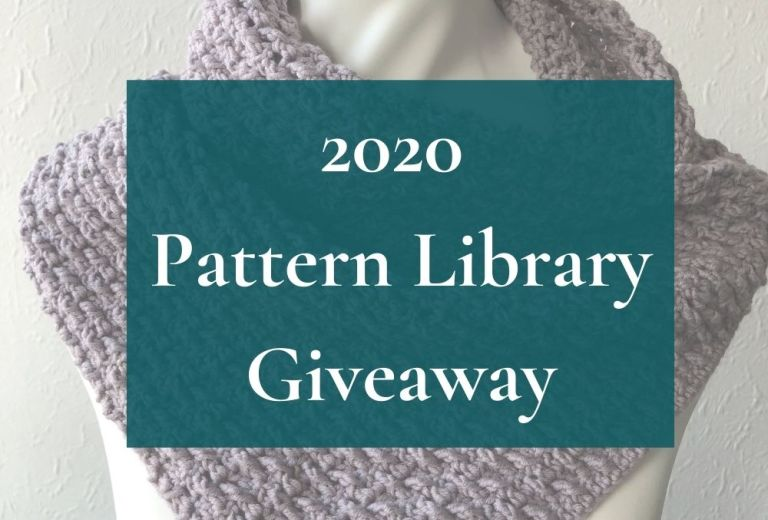 2020 Giveaway – Pattern Library