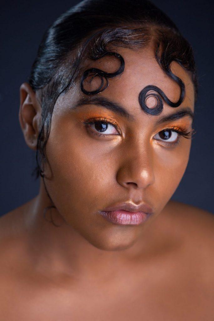 Asha - Global Beauty Editorial Photoshoot Image 2